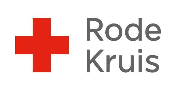 Case logo - 35.000 vrijwilligers kunnen mobiliseren in een oogwenk - rode kruis
